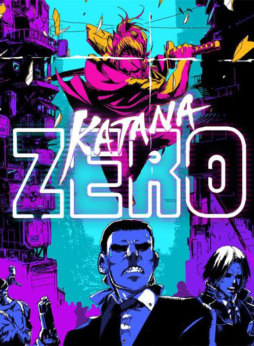 Katana ZERO boxart