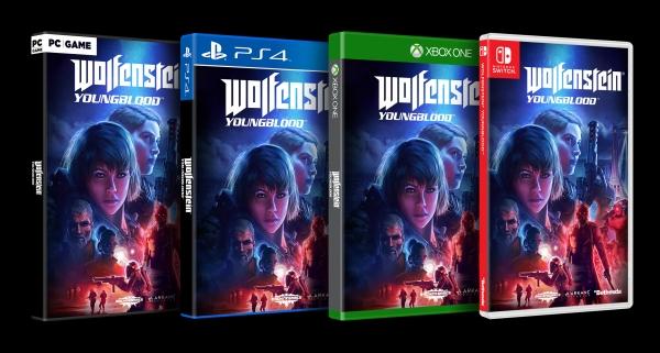 Un trailer de gameplay explosif — Wolfenstein Youngblood