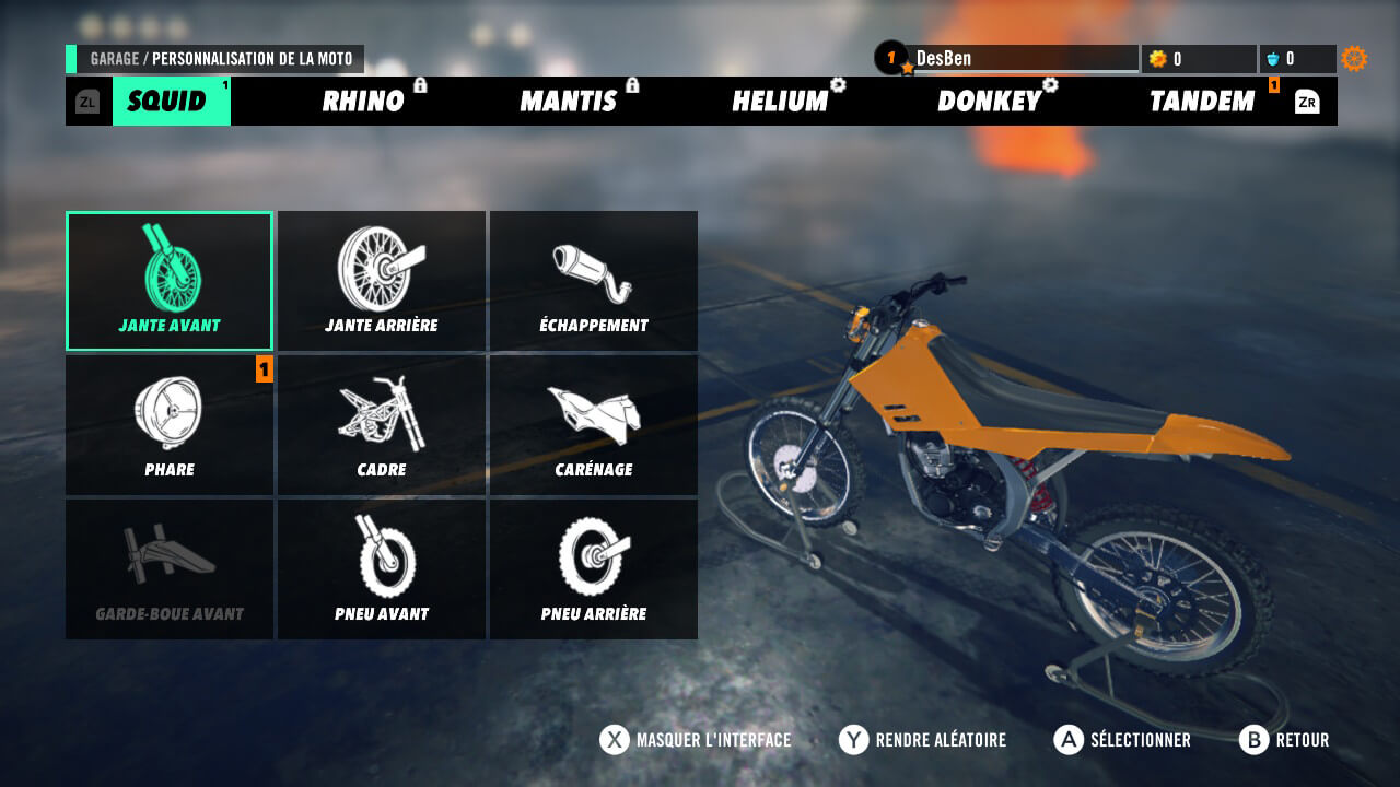 Trials Rising - test Nintendo Switch