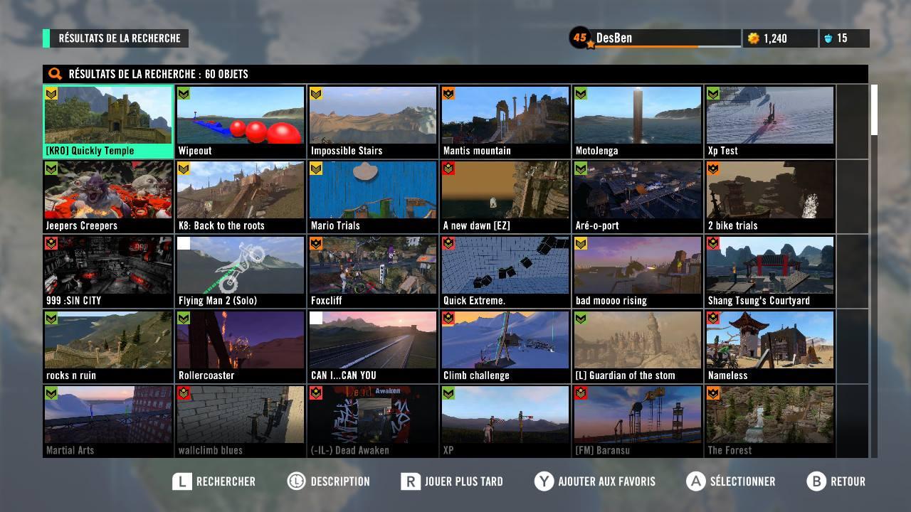 Trials Rising - test Nintendo Switch