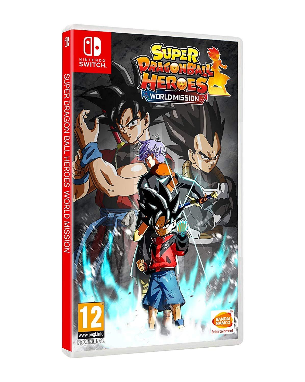 Super Dragon Ball Heroes : World Mission