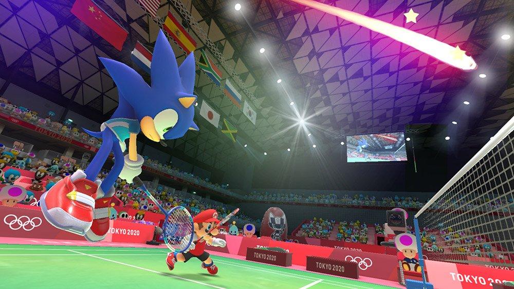 Mario & Sonic Nintendo Switch