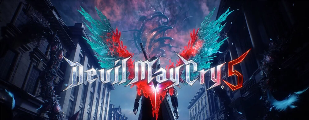 Devil May Cry 5 Nintendo Switch