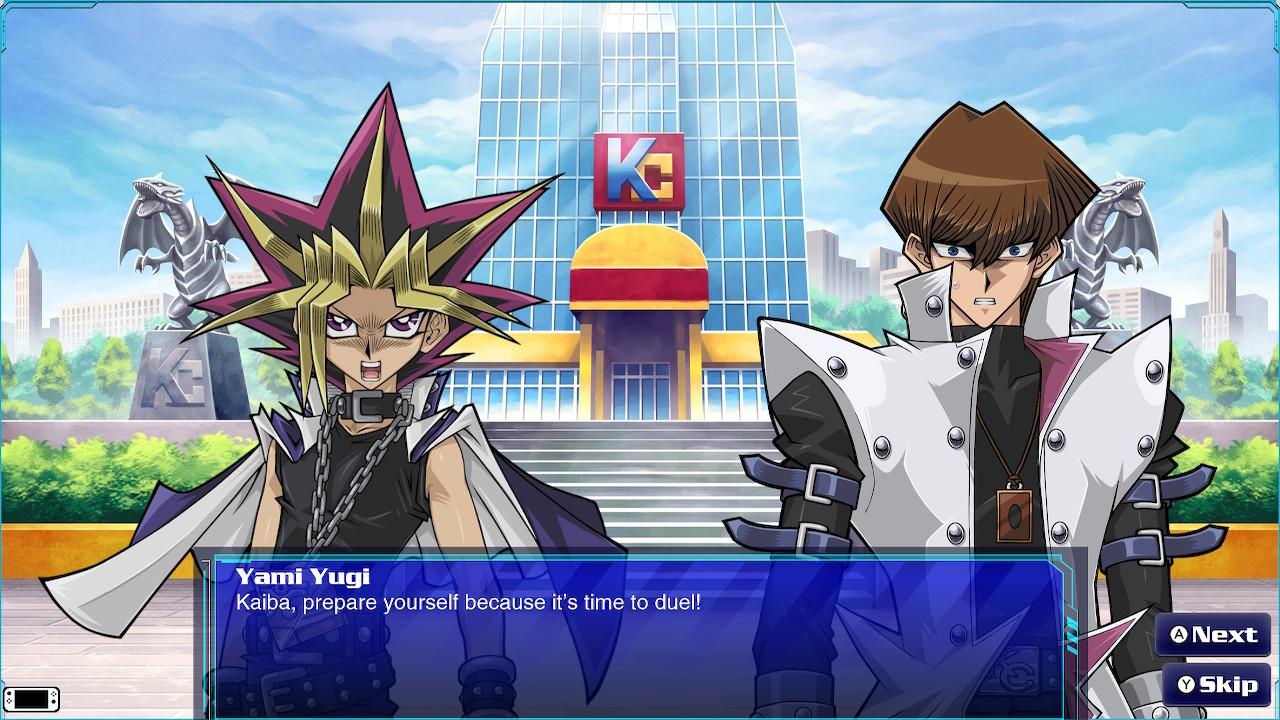 Yu-Gi-Oh! Nintendo Switch