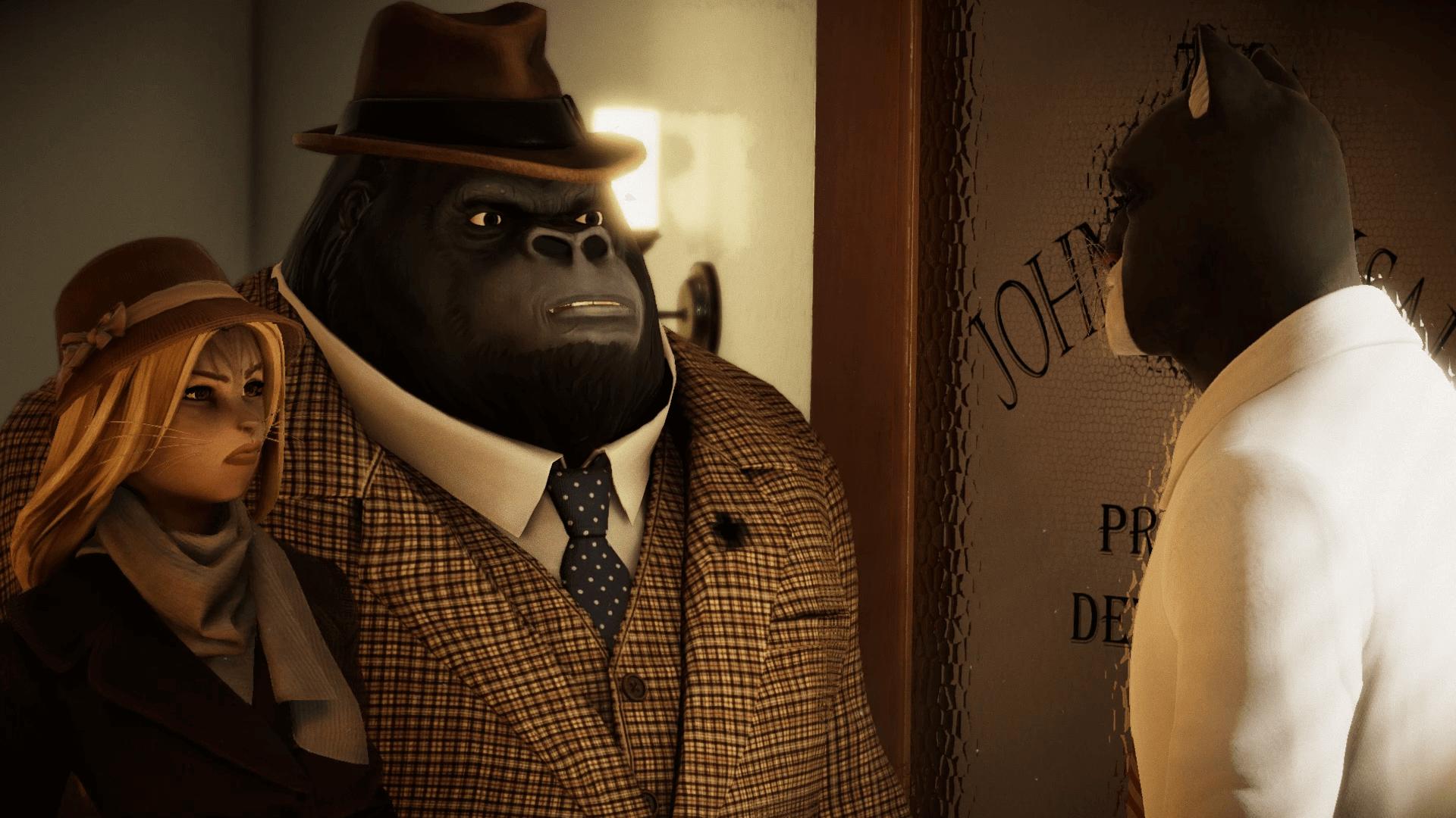Blacksad: Under The Skin Nintendo Switch