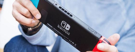 Nouvelles Nintendo Switch Pro Lite