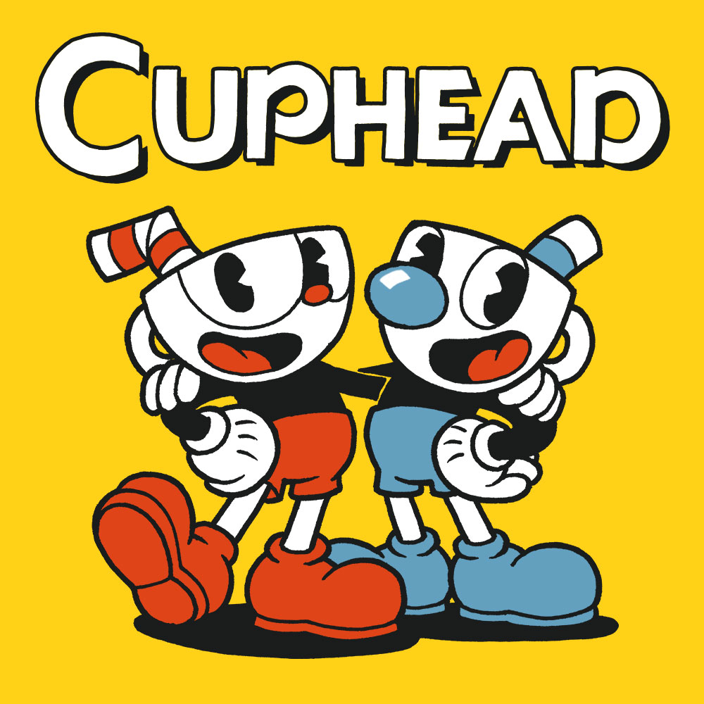 Cuphead boxart Nintendo Switch