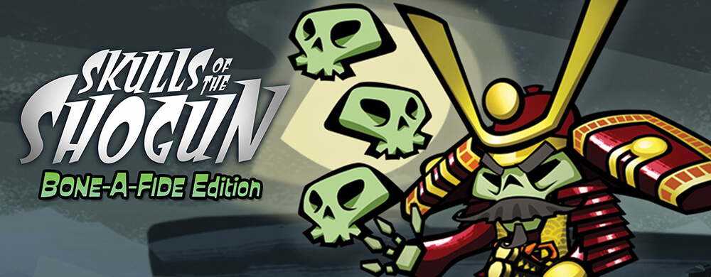 Skulls of the Shogun switch