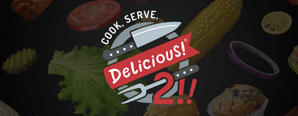Cook, Serve, Delicious! 2 sortira le 10 avril