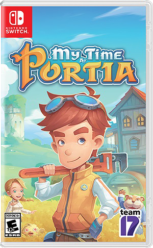 My time at Portia boxart