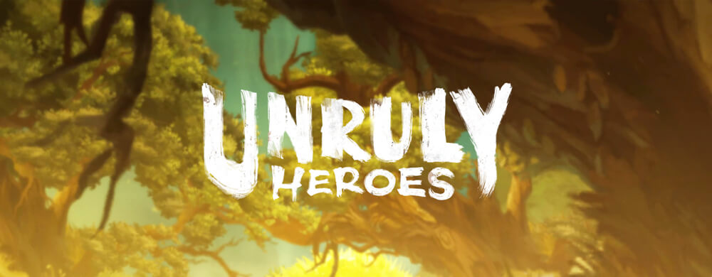 Unruly Heroes test Nintendo Switch