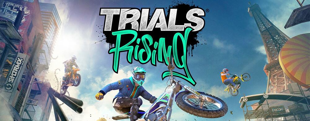 Trials Rising Test Nintendo Switch