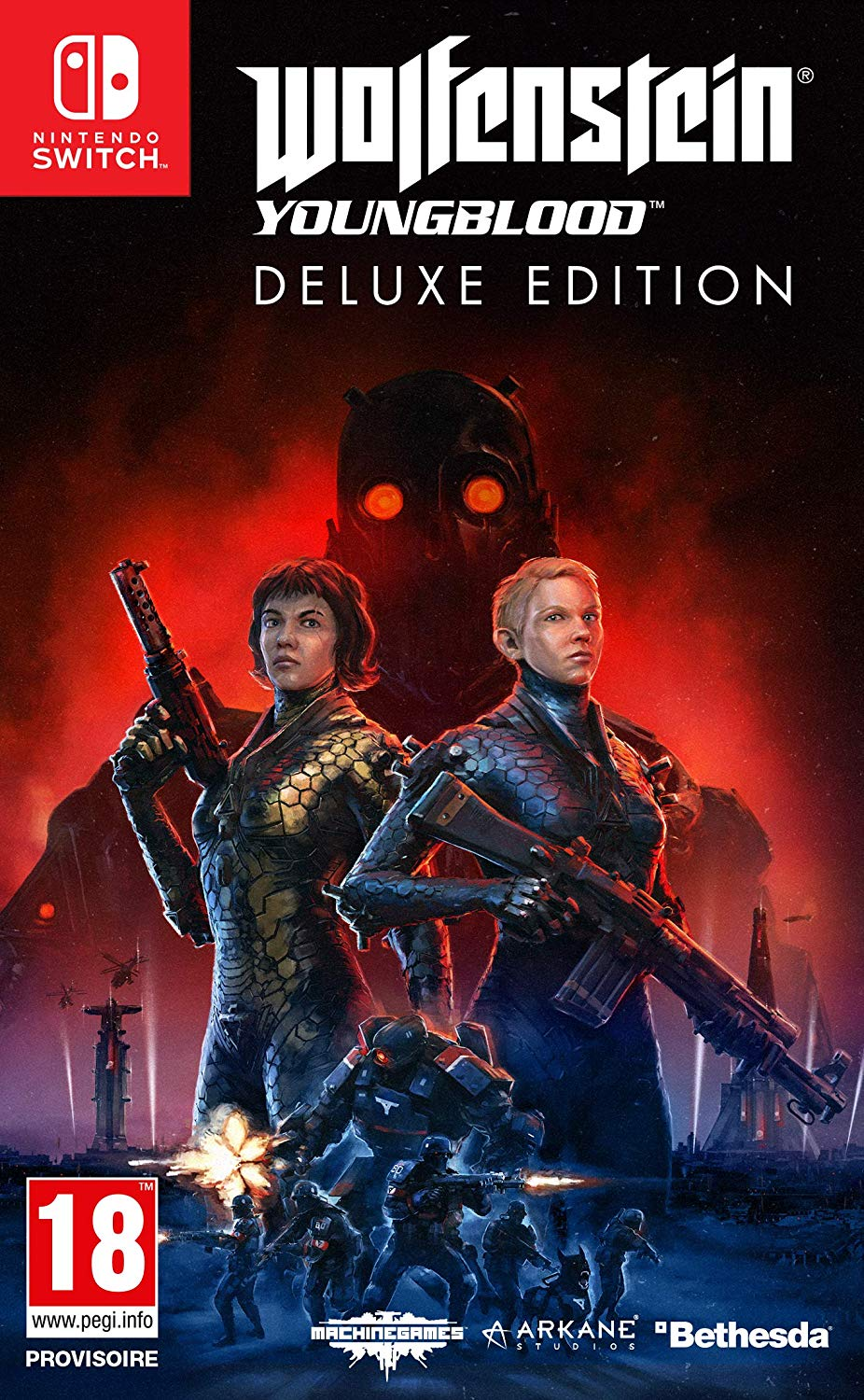 Wolfenstein: Youngblood Nintendo Switch