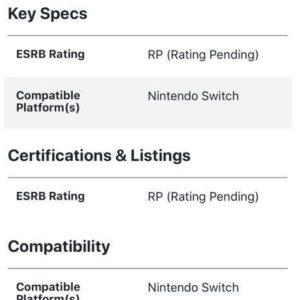 Leak Best Buy Switch