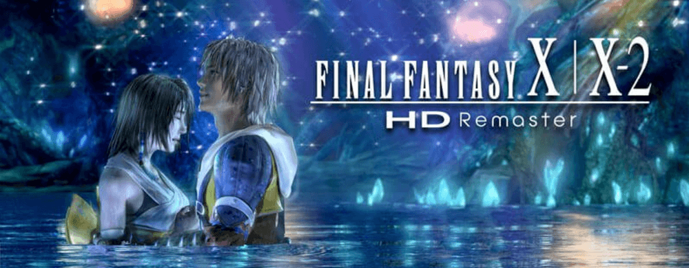 Final Fantasy X_X-2 HD Remaster Switch