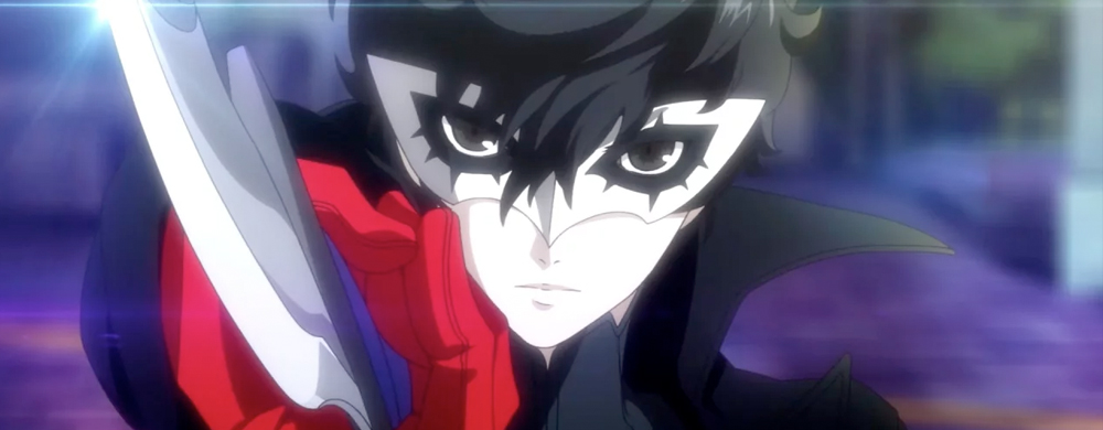 Persona 5 Scramble - The Phantom Strikers