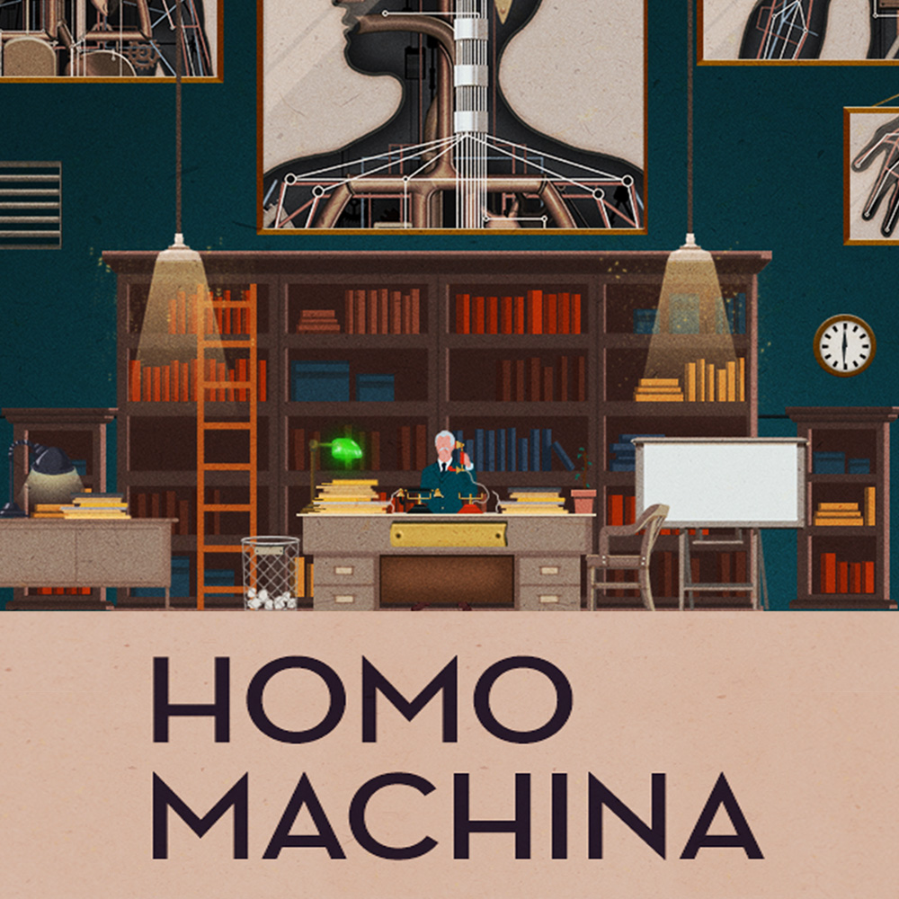 Homo Machina Nintendo Switch