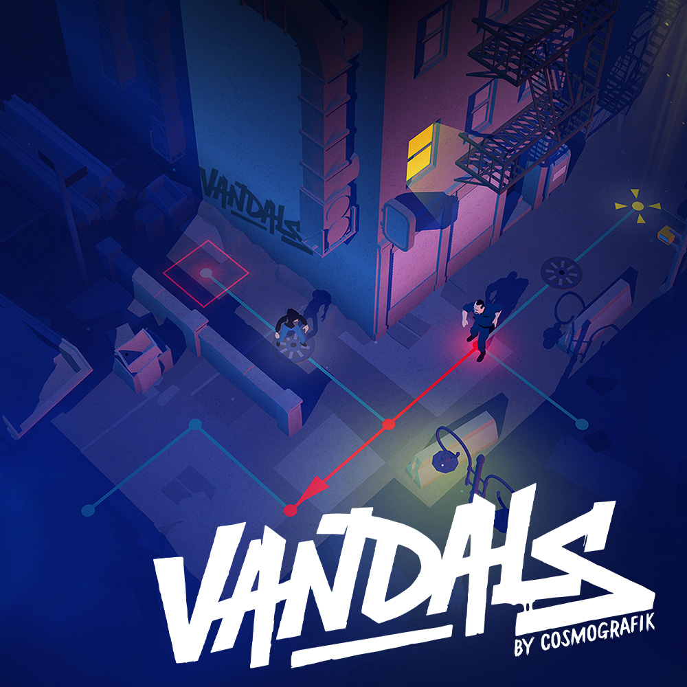 Vandals Nintendo Switch