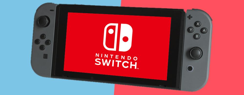 nintendo switch pro rumeur