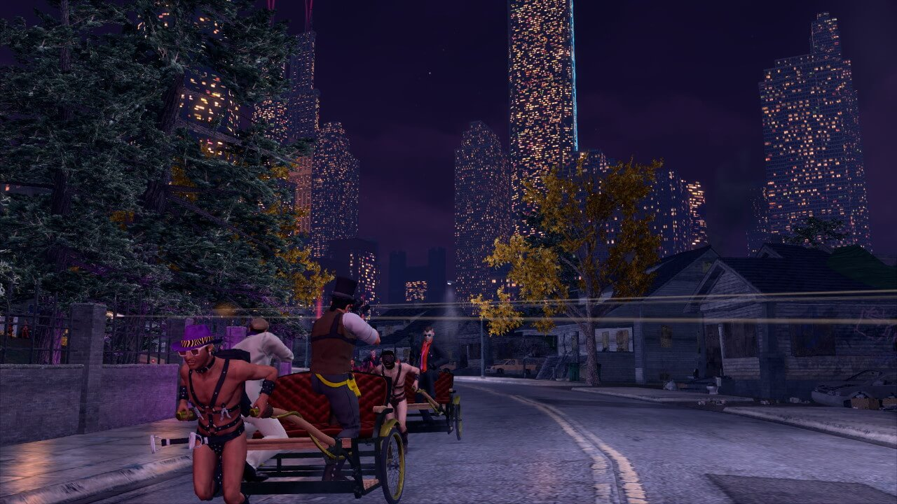 saints row : the third full package switch