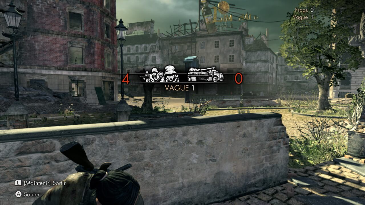sniper elite mode tuerie