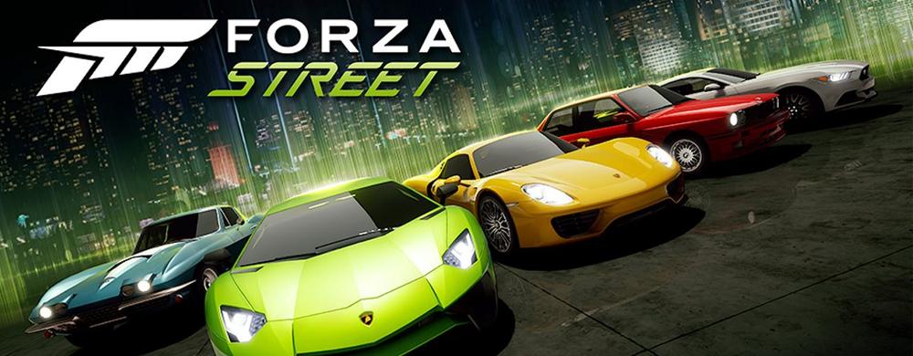 Forza Street Nintendo Switch