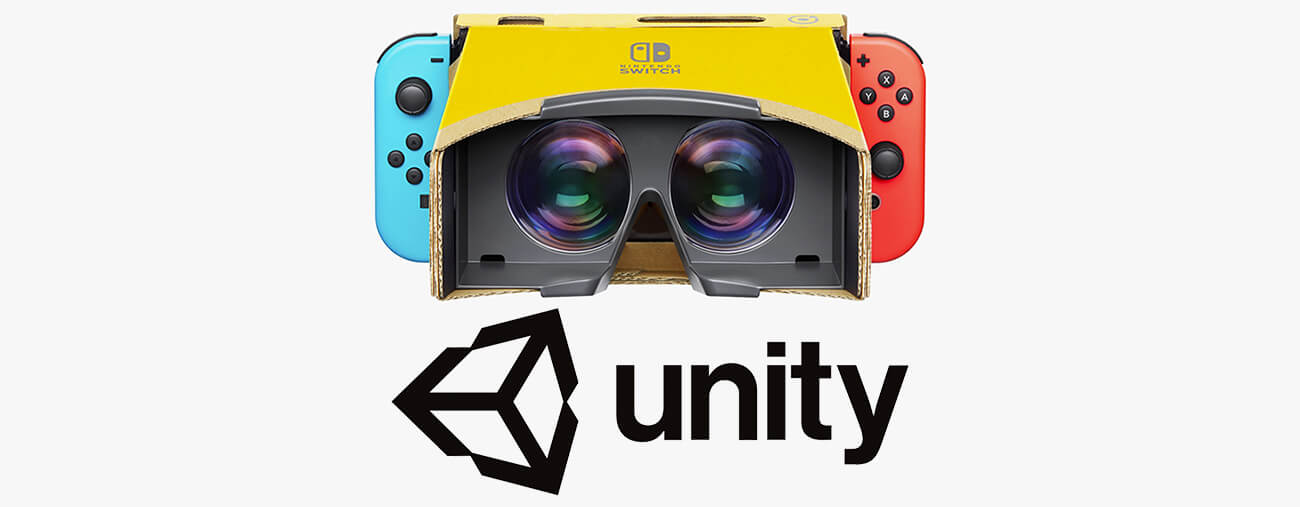 Nintendo Switch VR Unity