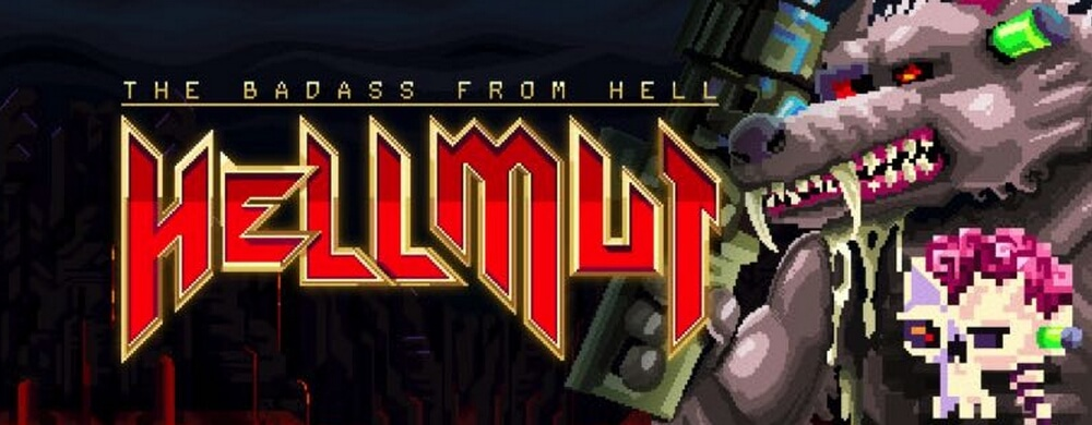 TEST Hellmut : The Badass From Hell Nintendo Switch