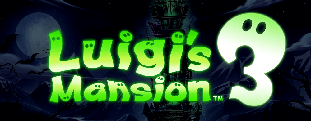 luigi's mansion 3 date de sortie switch