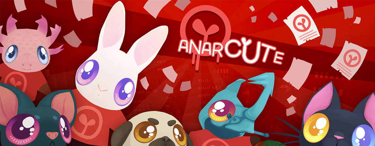 ANARCUTE TEST NINTENDO SWITCH