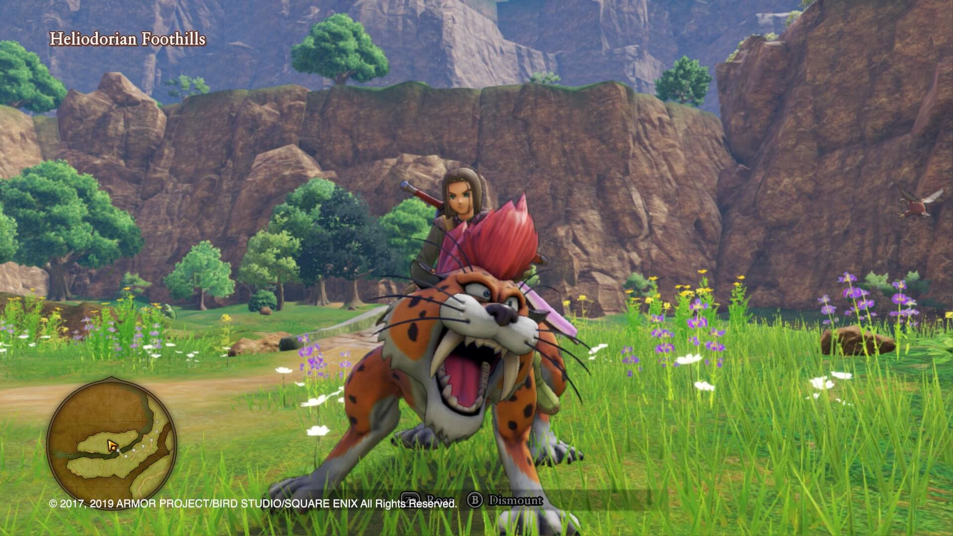 Dragon Quest XI S Nintendo Switch