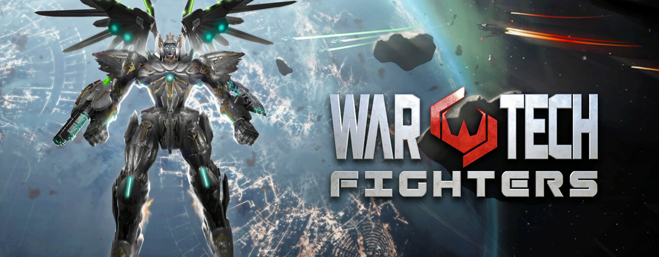 War Tech Fighters Nintendo Switch