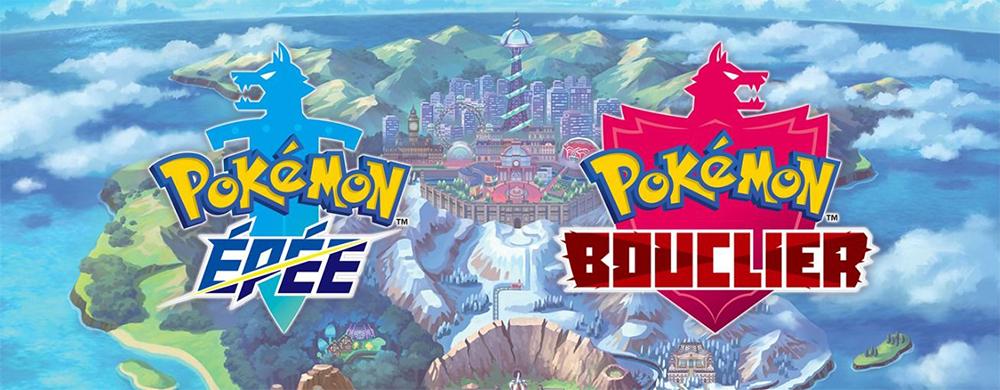 Pokémon Épée - Bouclier
