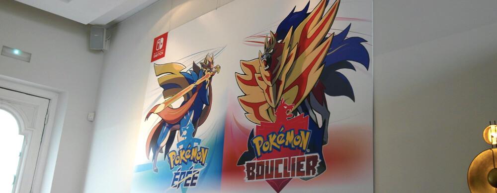 Pokémon Épée - Bouclier Cover