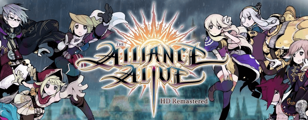 the alliance alive hd remastered nintendo switch france