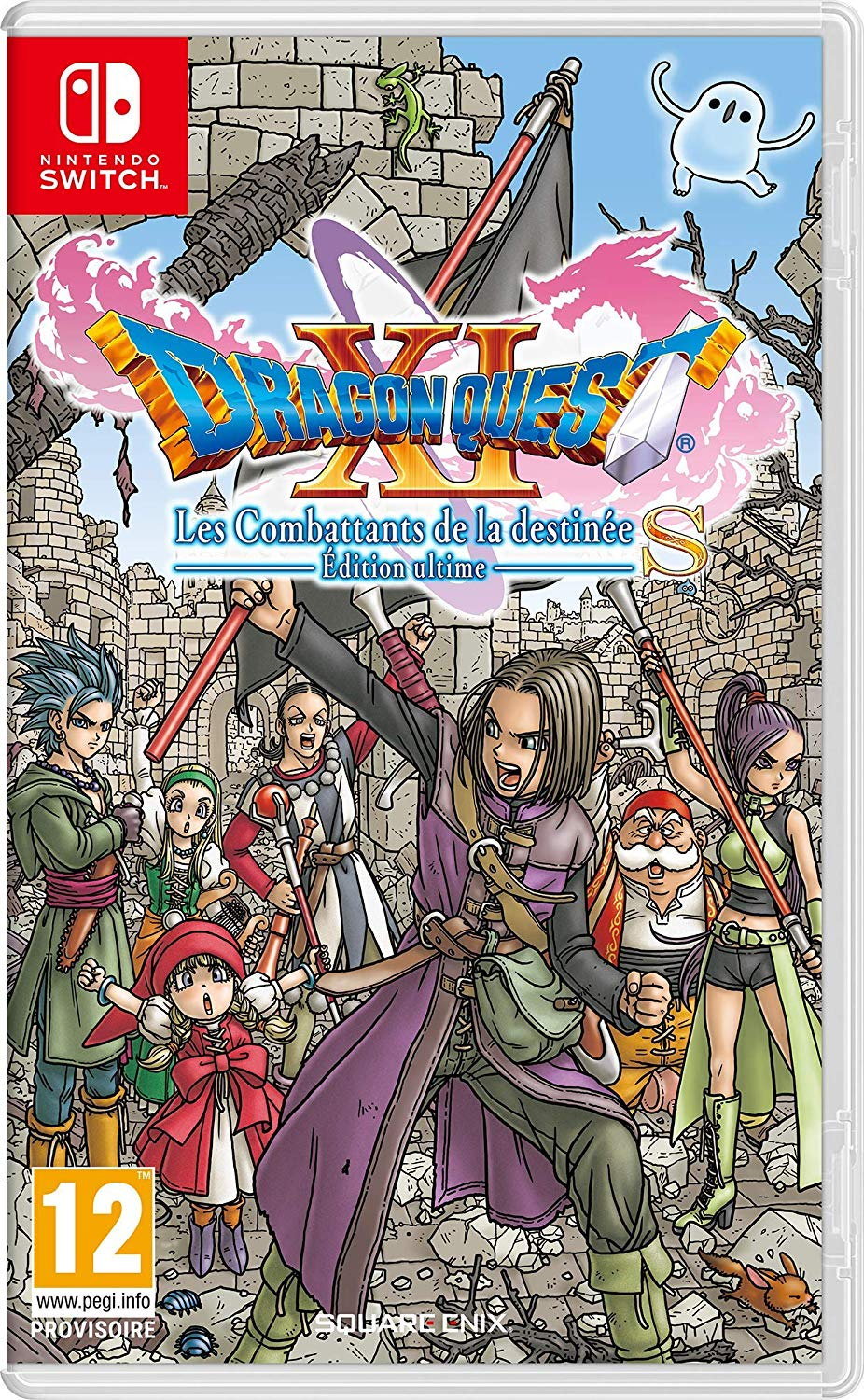 Dragon Quest XI S Switch