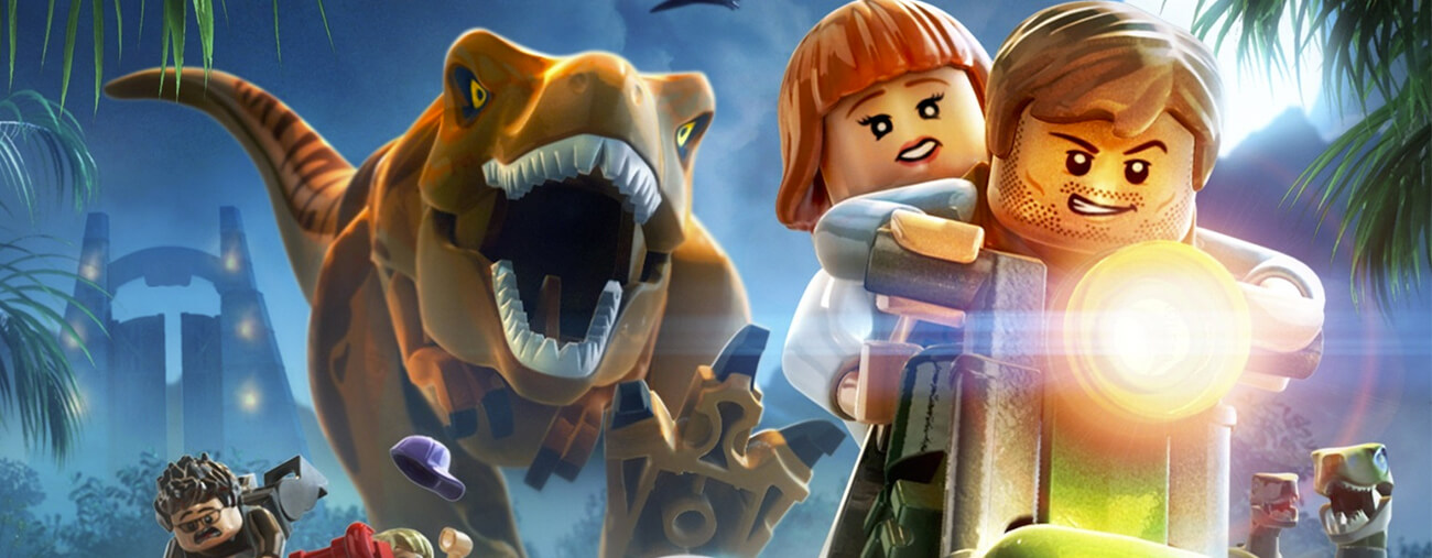 LEGO Jurassic World Nintendo Switch