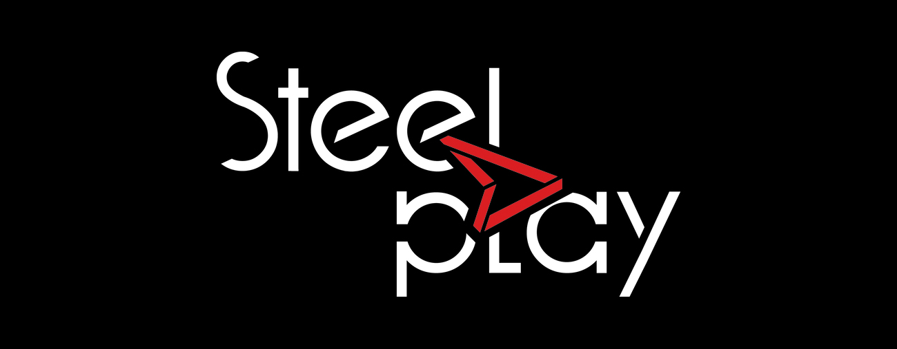 Logo STEELPLAY