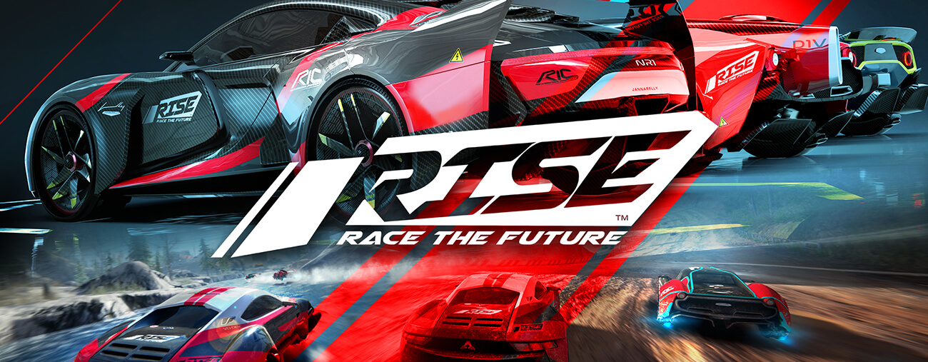 Rise- Race the Future Nintendo Switch