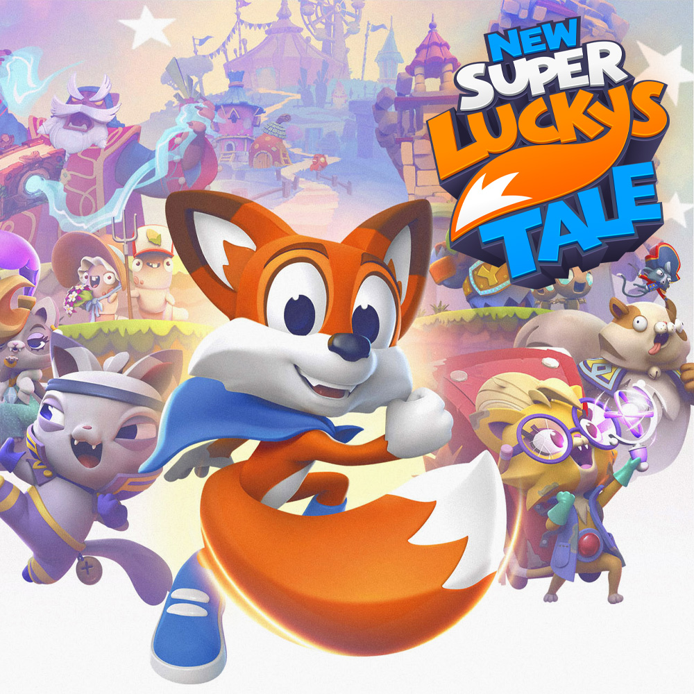 New Super Lucky's Tale Nintendo Switch