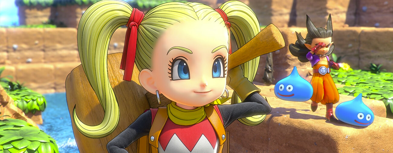 Test Dragon Quest Builders 2 Nintendo Switch