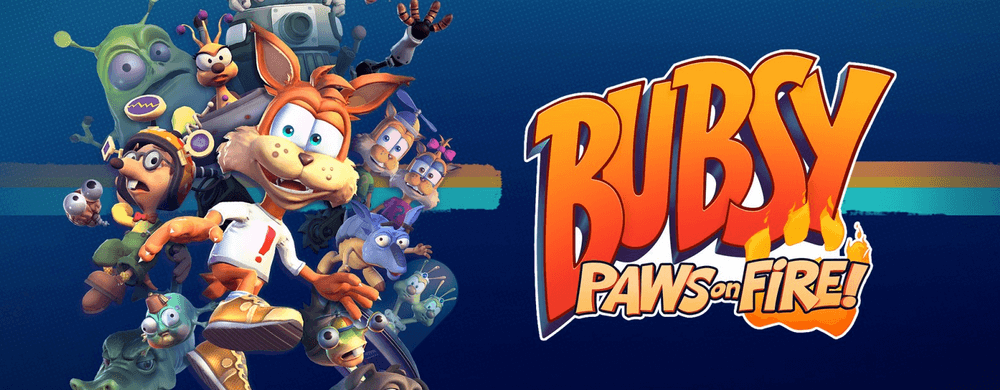 bubsy: paws on fire nintendo switch