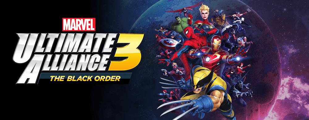 marvel ultimate alliance 3 nintendo switch sortie