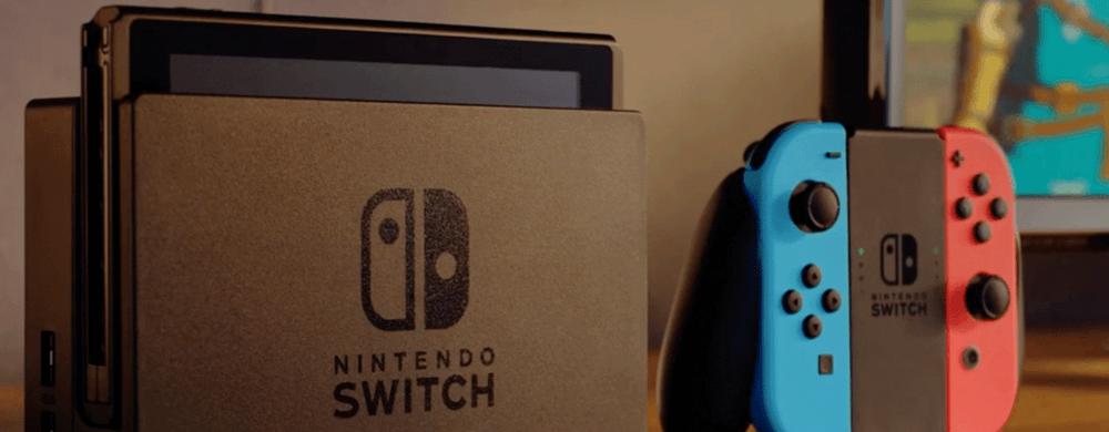 pas de switch pro en 2019