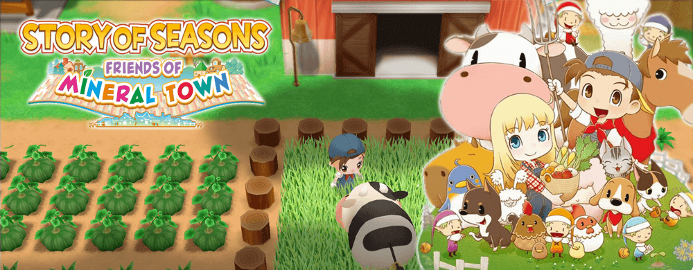 story of seasons friends of mineral town nintendo switch france