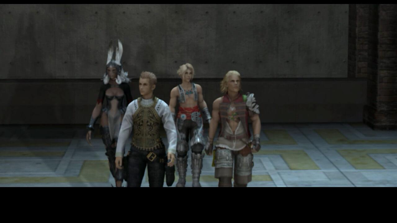 Quelques personnages de ce Final Fantasy