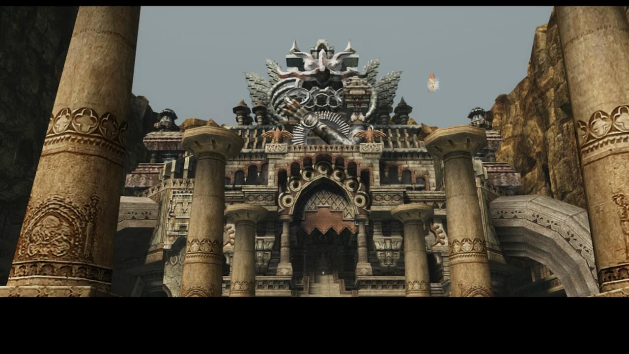 Une cinématique de Final Fantasy XII