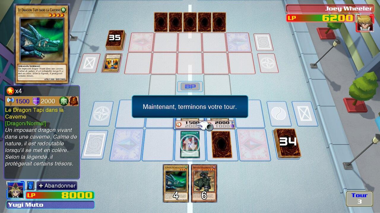 Yu-Gi-Oh! Legacy of the Duelist : Link Evolution : Tutoriels