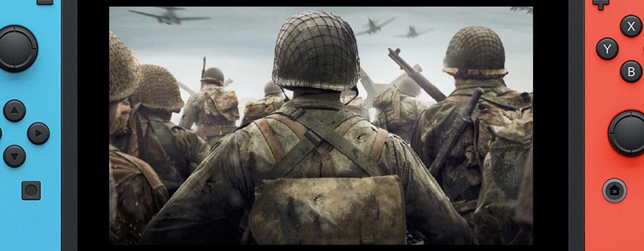 Call of Duty Nintendo Switch rumeur