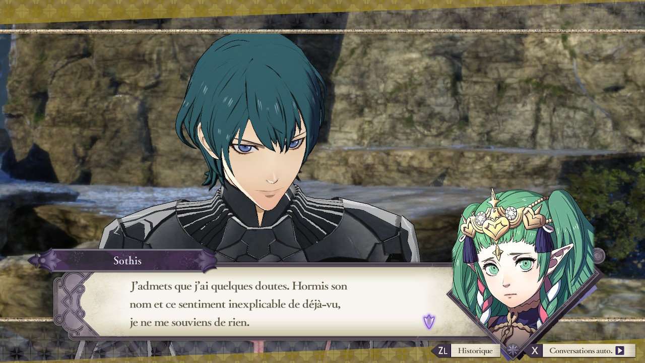 Fire Emblem Three Houses Test